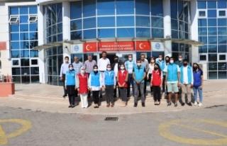 Gençlik Hizmetleri Genel Müdürü Dr.Emre Topoğlu'ndan...