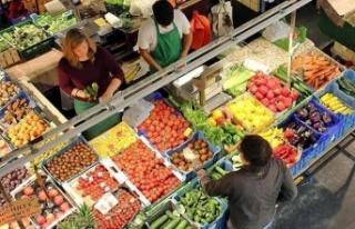 Hatay 8 ayda yaş meyve sebze ihracatına yüzde 35...