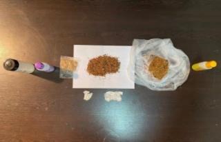 Hatay'da Uyuşturucu operasyonunda 8 şüpheli yakalandı