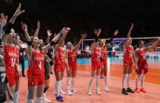 Türkiye: 1 - Sırbistan: 3    MAÇ SONUCU