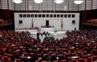 AK Parti Vergi Usul Kanunu'nda değişiklik teklifini...