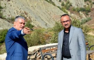 """Belen Belediye Başkanı İbrahim Gül: """"HİZMET..."""