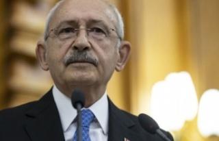 CHP lideri Kılıçdaroğlu: Türkiye'nin yol...