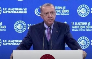 Cumhurbaşkanı Erdoğan: Kanal İstanbul fiilen uygulanma...