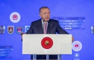 Cumhurbaşkanı Erdoğan, Kriter Dergisi'ne mülakat...