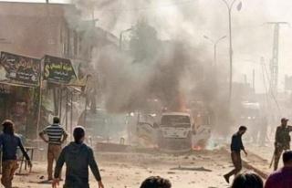Hatay Valiliği: Afrin'de YPG/PKK'nın bombalı...