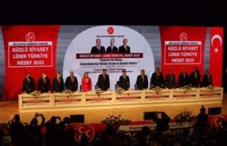 MHP Bölge İstişare Toplantısı Son Olarak Kayseri'de...