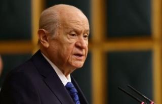 MHP lideri Bahçeli: Kürt sorunu yoktur, terör sorunu...