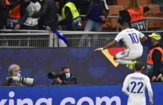 UEFA Uluslar Ligi şampiyonu Fransa!