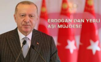 Nisanda Kullanıma Hazır: Erdoğan'dan Yerli Aşı Müjdesi!