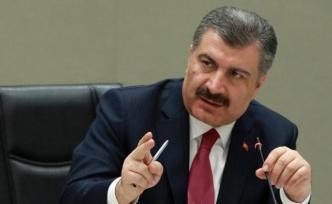 Sağlık Bakanı Fahrettin Koca gece uyarıda bulundu