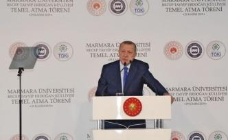 Erdoğan açılışını yaptığı hastanenin adını açıkladı