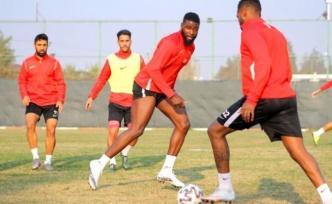 Atakaş Hatayspor, Fatih Karagümrük maçının hazırlıklarına başladı