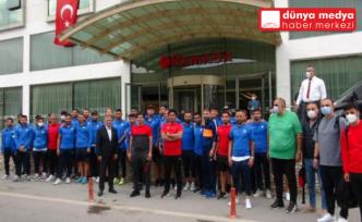"""İskenderun FK Başkanı Hakan Bolat:   """"Kupayı İskenderun'a getireceğiz"""""""
