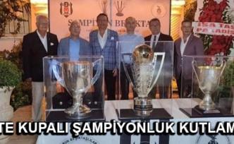 İskenderun'da Beşiktaşlılar Şampiyonluğu Kutladı!