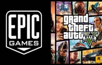 Ücretsiz GTA 5 dağıtan Epic Store'un aktif kullanıcı sayısı zirve yaptı