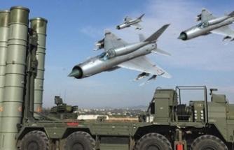 RUSYA'DAN ALINAN S-400'LER HATAY'A KURULACAK