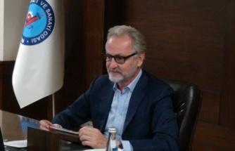 İTSO Kasım Ayı Meclis Toplantısı Gerçekleştirildi