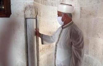 O Camii'nin deprem terazisi hala sapasağlam!
