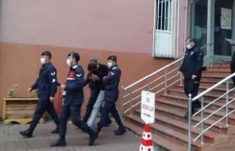 Hatay'da evlerden hırsızlık yaptığı ileri sürülen 2 zanlı tutuklandı