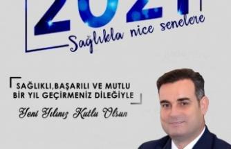 Kumlu Belediye Başkanı Mehmet Deli'den Yeni Yıl Mesajı!
