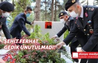 Şehit Ferhat Gedik Unutulmadı!