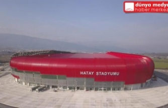 Atakaş Hatayspor Yeni Stadı için Avrupa'ya Başvuruda Bulundu!