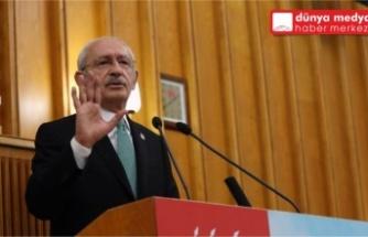 """Kılıçdaroğlu'ndan Gara Sözleri: """"Hepimizin içi Yanıyor!"""""""