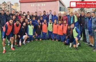 Spor İnsanlarından İskenderun FK'ya Ziyaret!