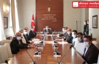 Vali Doğan Eşliğinde Kırkhan OSB Toplantısı Gerçekleşti!