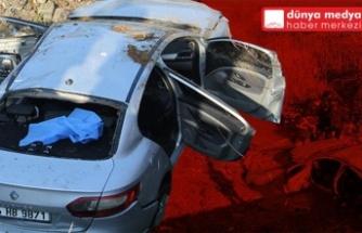 Hatay'da feci kaza: 3 Ölü!