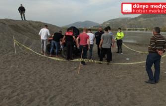 Samandağ'da ATV devrildi Sürücü kurtarılamadı!