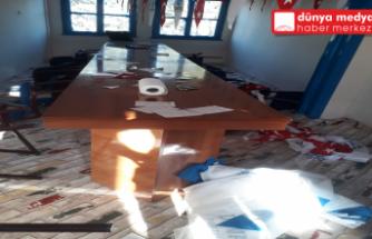 Hassa'da DEVA Partisi'ne   Çirkin Saldırı!
