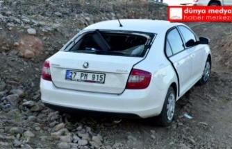 Kırıkhan'da terk edilen araçta   3 kilogram uyuşturucu bulundu