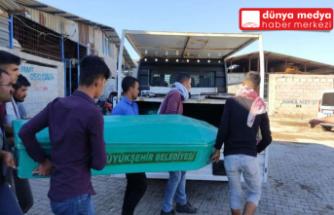 Kırıkhan'da bir kişi  barakada ölü bulundu!