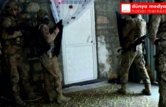 Terör örgütünün uyuşturucu finans kaynağına  dev operasyon: 105 gözaltı kararı