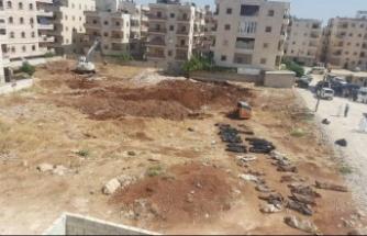 Afrin'de toplu mezarda    ceset sayısı 68'e yükseldi