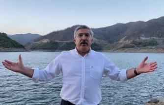 """Ak Partili Hüseyin Yayman:   """"Samandağ susuzluğa mahkum değil!"""""""