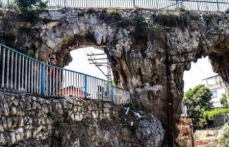 Hatay'ın bin 900 yıllık su kemerleri