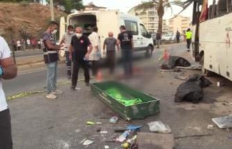 İskenderun'da tartıştığı ağabeyini av tüfeğiyle   vurarak öldürdüğü iddia edilen şüpheli yakalandı
