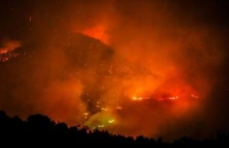 Yangınlarda 6. Gün