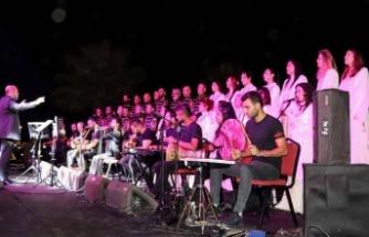 Antakya Medeniyetler Korosu,   PIKTES Projesi kapsamında sahne aldı