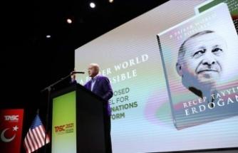 Cumhurbaşkanı Erdoğan:   İslam düşmanlığı virüsü ile   mücadele ediyoruz