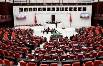 2022 Yılı Merkezi Yönetim Bütçe Kanunu   Teklifi, TBMM Başkanlığı'na sunuldu