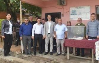 Erzin'de 10 mahalle referanduma gitti