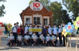 Hatay' da mobil kütüphane   projesi hayat buldu