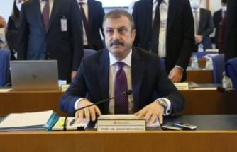TCMB Başkanı Kavcıoğlu'ndan   görevden almalarla ilgili açıklama