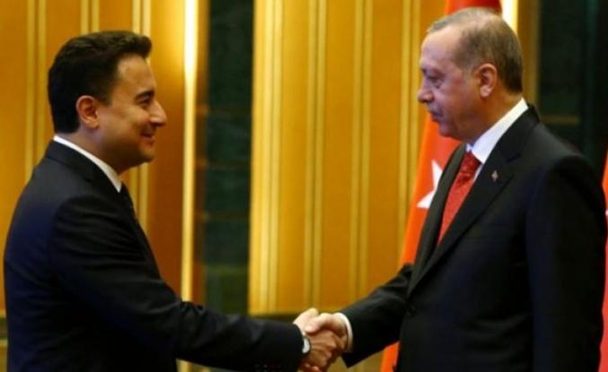 AK Parti Milletvekili, Cumhurbaşkanı Erdoğan'ın, Babacan'a, partisini kurmadan önce görev teklif ettiğini iddia etti