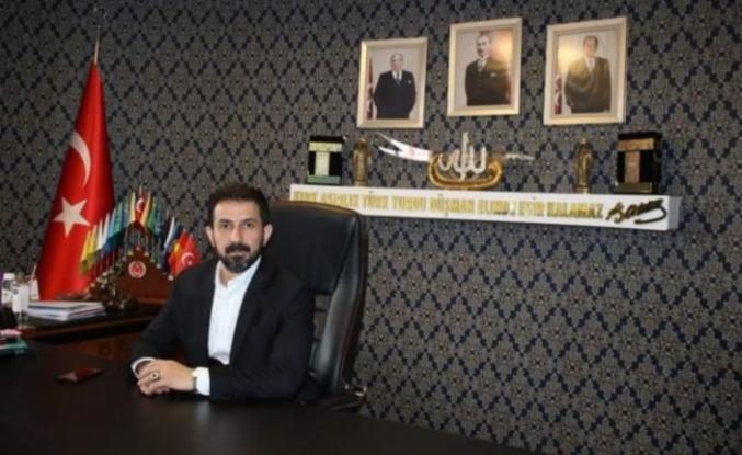 """MHP İL BAŞKANI ADAL: """"Genel Başkanımız Devlet Bahçeli tek adaydır"""""""