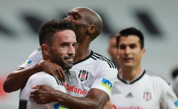 Sezonun son derbisini Beşiktaş kazandı